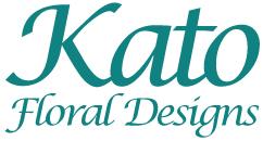Kato Floral Designs Logo