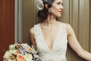 Savannah Weddings Magazine, Spring 2013 Feature: Winging It